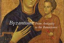 Arte bizantino / Libros sobre arte bizantino