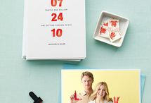 Save-The-Date Ideas / by Tasneem Muhd