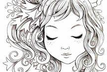 Jerimiah ketner: desenhos para colorir