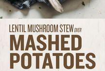 Veggie main dishes