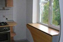 lehajtható asztal konyha