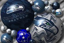 Seahawks  / by Leslie Turner
