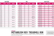 Treadmill run