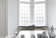 Spaces - Dining / Dining room inspiration. / by FLOFORM