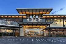 Centro Comercial Arquitectura