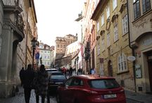 CET Prague / Photos from my study abroad experience in Prague
