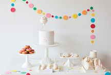 Confetti Party Ideas ♥