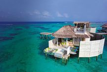 Dream holiday destinations / These are places I would love to visit with loved ones and family of course.