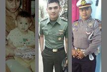 Foto Tentara Keren