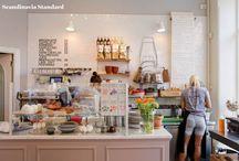 Cafés/Resturants