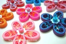 Quilled Crafts / by Zoey Moen
