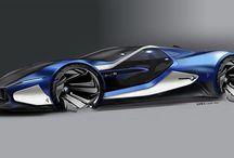 Car designe