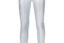 Fashion ✄ Pants (Silver)