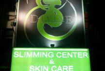 sliming center and skin care