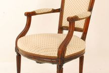 Robert Yeakel Collection   Chairs / Our collection of fine, antique chairs for sale on www.robertyeakelcollection.com