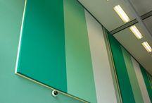 Spor Salonu Ses Yalıtımı / Spor Salonları Ses Yalıtımı akustik Düzenleme Yankı Giderici Panolar Gökçe Akustik Mimarlık