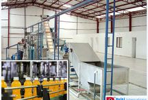 Study The Work Process Of A Fruit Juice Plant In Kolkata