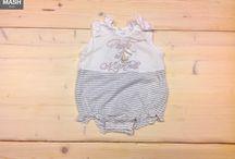 Mash Junior infant girl / Collezione Mash Junior infant girl ( 0 mesi - 12 mesi) primavera / estate 2014