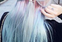 Dyed hair c: