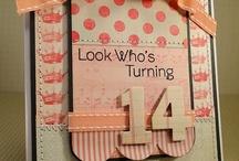 cards birthday / by Nellie Welch-Wrenn