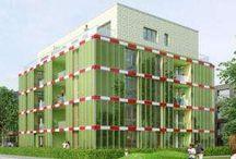 algae architecture / BIQ house