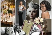 Art Deco Wedding / Art Deco Wedding - beautiful things inspired by Gatsby style