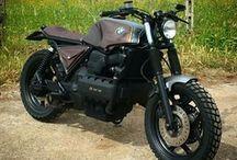 Bmw motorky