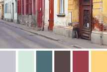 Paint colors for the home / by Maria Morales