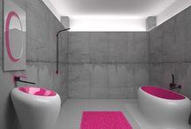 master bathroom / by Brooke Link Jones