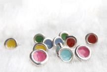 Earrings by Juna