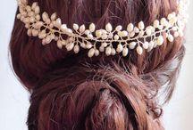 Hair vines and sprays / Hair vines