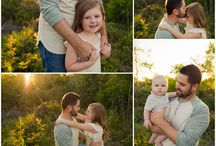 Richmond Family Sunset Photography