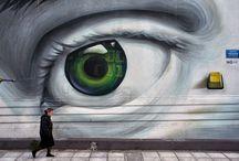 Athens Street Art / Graffiti & Street Art in Athens