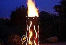 Feuersaülen
