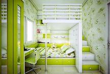 ImmoJoves / Idees per decorar l'habitació dels més joves!