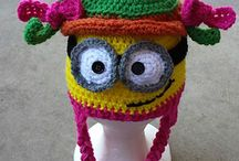Funky knitting and crochet patterns