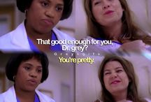 Greys funny moments