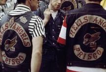 Harleys, Riders,etc