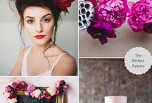 THE COLOUR / Colourful inspiration for weddings