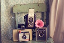 Old cameras .... my love ! / by Ross Tosi