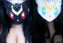 Kandi masks