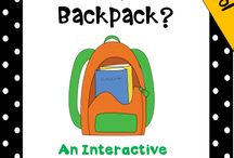 Back-to-School Speech Therapy Ideas / Back to School, Get to know you, and first session activiteis