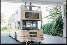 Cyprus Love Wedding Bus