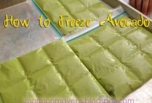 Freeze food