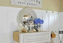 ROOM-shabby chic,beach-