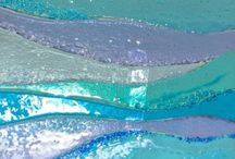 fused glass splashbacks