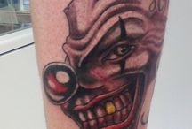 Sometimes you win , / Tattoo