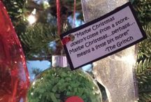 Christmas means a little bit more / A grinchy christmas