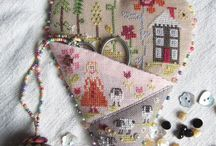 ornament cross stitch