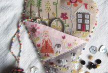 ornament cross stitch